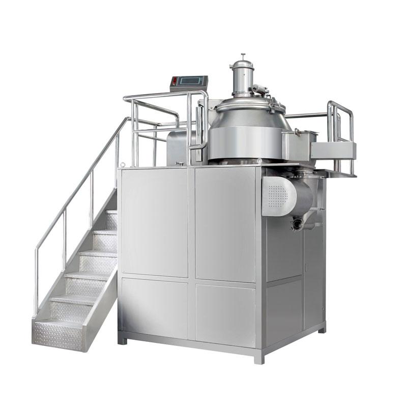 上海LHSZ 高位湿法混合制粒机