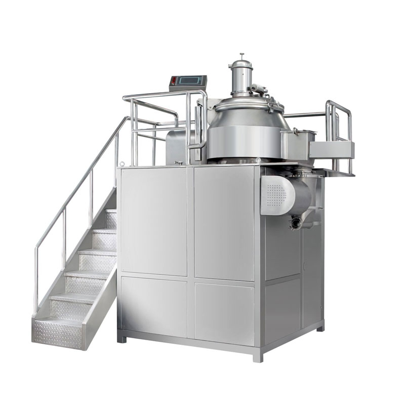 LHSZ 高位湿法混合制粒机