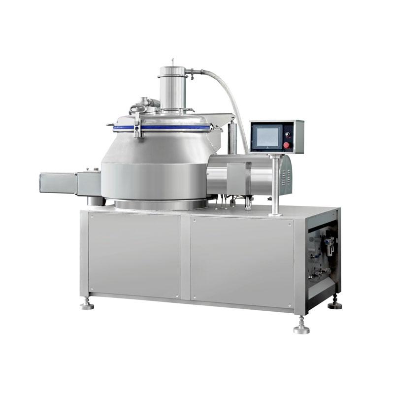 LHS 低位湿法混合制粒机
